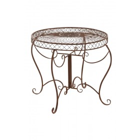 Table ronde de jardin Sheela