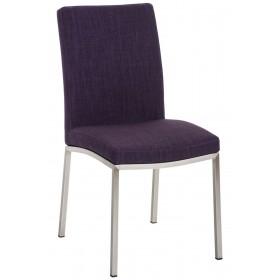 Chaise de salle à manger Grenoble tissu