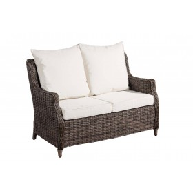 Canapé de jardin 2 places Montero 5mm