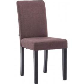 Chaise de salle à manger Ina tissu
