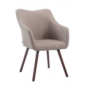 Chaise de salle à manger McCoy V2 en tissu