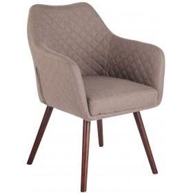 chaise de salle à manger Gent Tissu