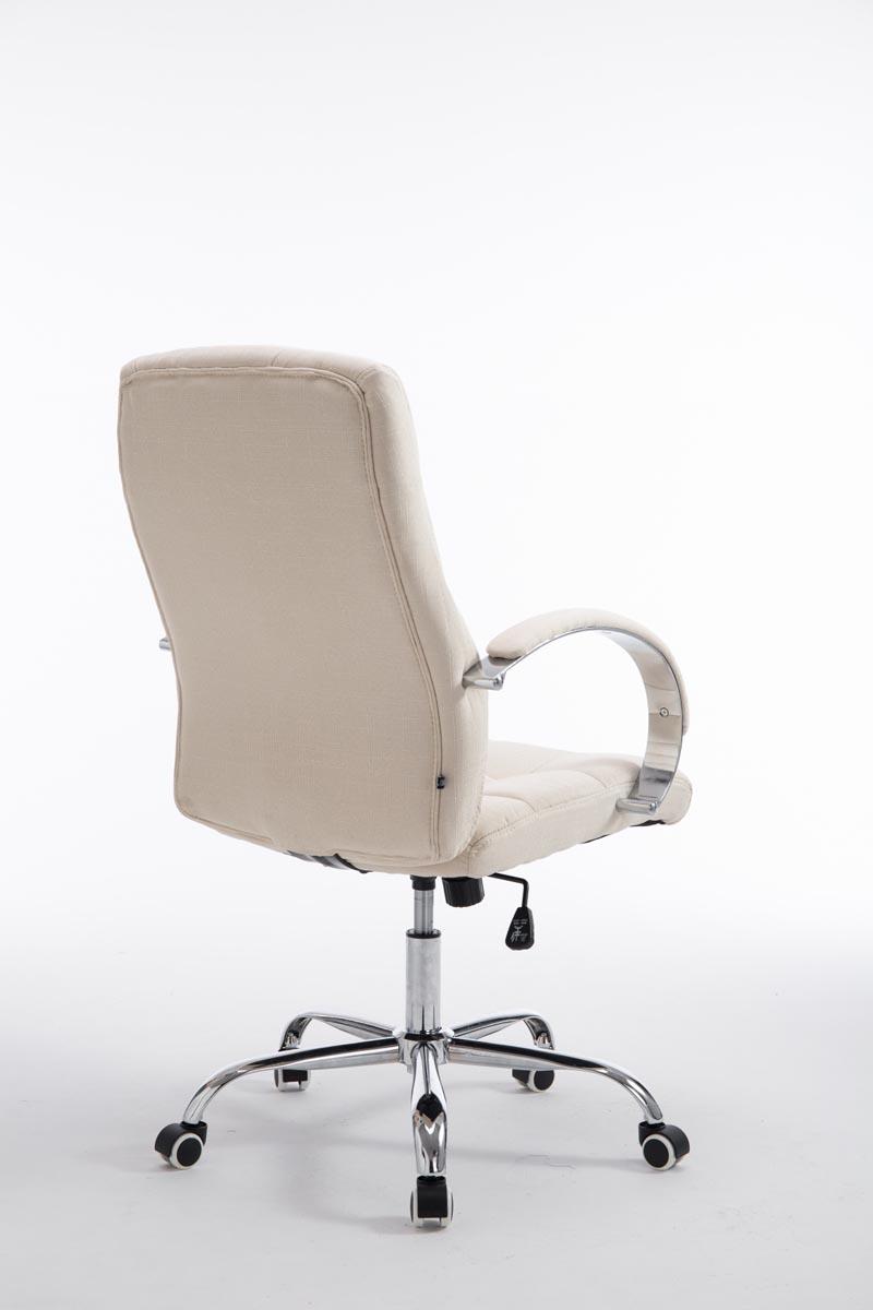 bureau de Chaises de Chaises Fauteuil Mikos bureau Tissu 8k0OwPn