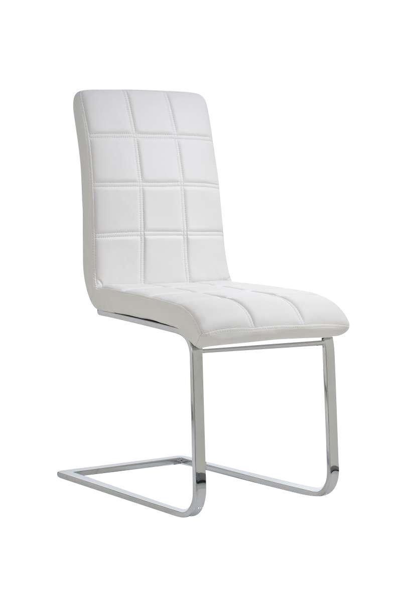 Mobel Salle De Bain chaise de salle à manger emily - chaises de cuisine